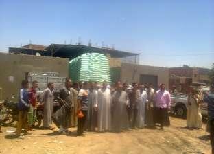 ضبط صاحب مخبز حر يجمع الدقيق المدعم من المخابز البلدية بالإسكندرية
