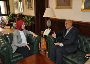"""وزيرة الصحة تزور """"مجدي يعقوب للقلب"""" لبحث تدريب الأطباء بالمركز"""