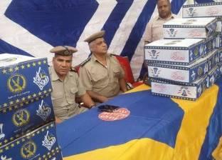محافظ قنا: القوات المسلحة سلمت مديرية التضامن 70 ألف كرتونة مواد غذائية