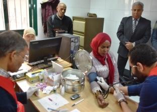 """شرم الشيخ تتصدر مدن جنوب سيناء في الإقبال على مبادرة """"100 مليون صحة"""""""