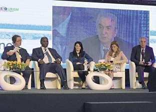 رانيا المشاط: الجوائز الدولية تؤكد ثقة المؤسسات العالمية بجهود مصر فى السياحة