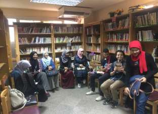 طلاب «طب القاهرة»: «بنحب الفلسفة والتاريخ زى التشريح».. ووفرنا 5 آلاف كتاب