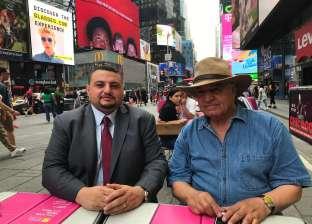 زاهي حواس من نيويورك: مصر آمنة وأهلا بالسائحين