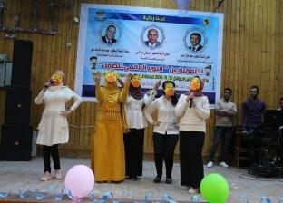 """""""طفولة المنيا"""" تحتفل باليوم العالمي للطفل"""