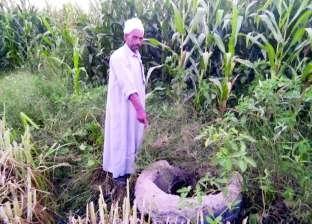«بحر البقر».. الصرف «غير الصحى» يحاصر القرية.. والأهالى: محرومون من المياه النظيفة