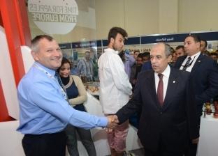 """وزير الزراعة يبحث تعزيز سبل التعاون الاقتصادي """"المصري ـ البولندي"""""""