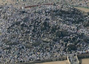 بالصور| أكثر من 2 مليون حاج على جبل عرفات في وقفة عيد الأضحى