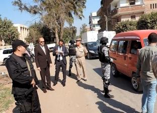 ضبط إرهابي و8 عناصر إجرامية في حملة أمنية بمحافظة القليوبية