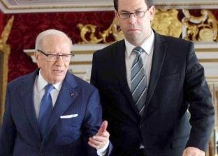 عاجل| الشاهد يزور الرئيس التونسي ويدعو للابتعاد عن نشر الشائعات