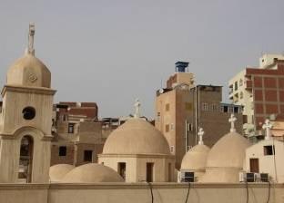 «العذراء مريم والشهيد أبانوب».. كنيسة تنتظر الإدراج بخريطة السياحة الدينية