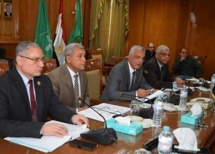 """جامعة المنوفية تستعرض خطتها الاستراتيجية الجديدة """"2020-2025"""""""