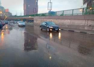 سقوط أمطار على القاهرة والجيزة وبعض المحافظات