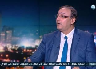 أستاذ علم الاجتماع: الشعب المصري أدرك أن الثورات لا تؤدي للتغيير