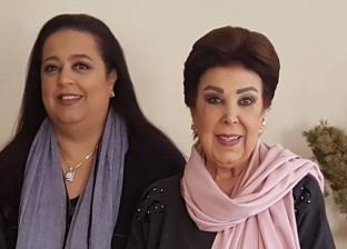 ابنة رجاء الجداوي: والدتي التزمت بالوقاية.. إصابة كورونا قضاء وقدر