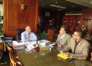 وزير الري يشيد بالتنسيق بين المحافظين لإزالة التعديات على النيل