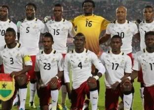 """رئيس غانا يصل الإسماعيلية لمؤازرة منتخب بلاده: """"وعدتهم بالحضور"""""""