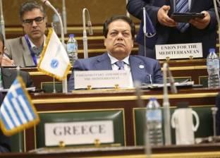 أبو العينين: القضاء على الإرهاب لن يتحقق دون تعاون دولي حقيقي وفاعل