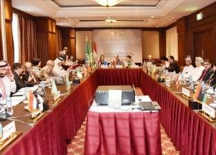 اللجنة الدائمة للثقافة العربية ناقشت قضايا التراث الحضارى الاقليمى