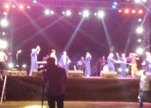 افتتاح حديقة السلام بشرم الشيخ بعد إعادة تطويرها