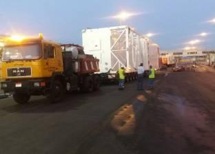 طوارئ بميناء سفاجا لخروج 108 أطنان طرود معدات لمصنع كيما أسوان