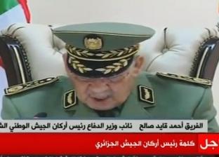 """بعد مطالبة الجيش الجزائري بها.. قصة """"مادة دستورية"""" تنهي عصر بوتفليقة"""