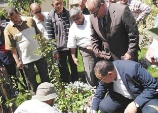 محافظ الشرقية يطلق المرحلة الثانية من مبادرة الرئيس لزراعة مليون شجرة