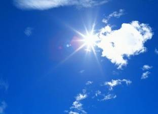 """""""الأرصاد"""": درجات حرارة جيدة جدا ورطوبة عالية حتى نهاية أغسطس"""