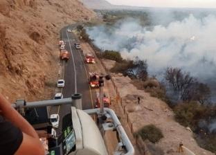 اندلاع حرائق في المستوطنات القريبة من غزة بسبب طائرات ورقية