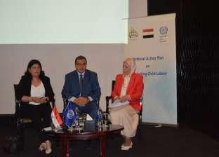 """""""سعفان"""": مصر تعتبر احترام حقوق الطفل مؤشرا للتنمية الاجتماعية"""