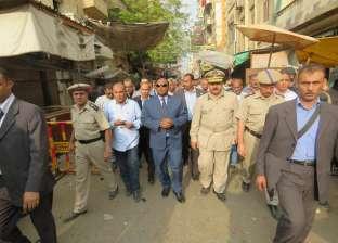 بالصور  مدير أمن الغربية يتفقد مواقع شرطية ومنشآت حيوية