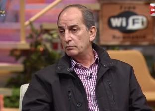 """هشام سليم: """"أزمتي مع الخطيب أني نقلت رأي والدي فيه.. وأتضح أنه صح"""""""
