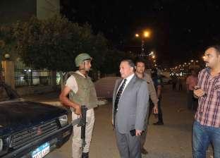 مدير أمن سوهاج يتفقد الخدمات والتمركزات الأمنية بمناسبة ذكرى فض رابعة