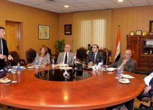 """جامعة المنصورة تجري المقابلات الشخصية للمرشحين لمنصب عميد """"طب الأسنان"""""""
