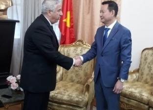 سفير فيتنام لدى القاهرة: بلادي تقدر دور مصر في مكافحة الإرهاب