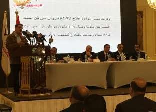 عصام خليل: بعض المنظمات الأجنبية تستهدف نشر الإحباط لدى الشعب المصري