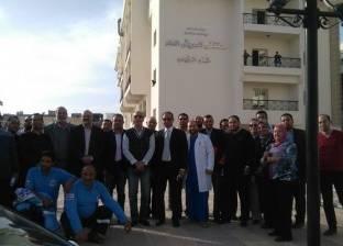 مستشفيات سيناء تسعف مرضى الفشل الكلوي بكفوف الراحة: سجل والنقل علينا