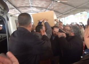 جنازة خالد توحيد