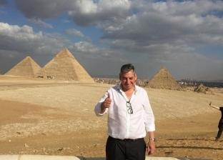 الجيزة تنظم برنامجا سياحيا لسفير دولة أوروجواي ومحافظ فلوريدا