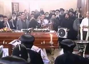 راهب يحاول الانتحار في دير أبو مقار بوادي النطرون