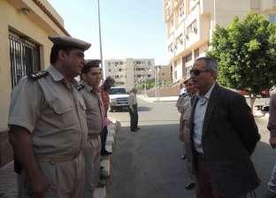 إصابة 4 ضباط و8 مجندين في انقلاب مدرعة بسوهاج