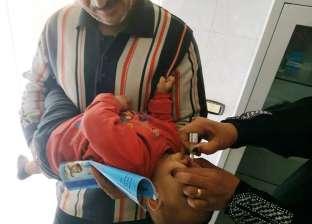 """وكيل """"صحة أسوان"""": تطعيم 59% من المستهدف في أول يوم لحملة """"شلل الأطفال"""""""