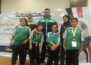 فريق طلاب المدارس الفكرية يفوز بالمركز الأول بكأس كرة السلة جنوب سيناء