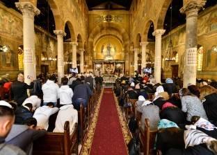 """الكنيسة تحيي الذكرى السنوية الثانية لشهداء """"البطرسية"""""""