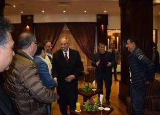 محافظ البحر الأحمر يلتقي ممثلي الشركات السياحية الأوكرانية بالغردقة
