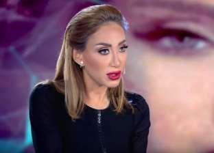 """بالفيديو  ريهام سعيد تحرج منتج """"ركبني المرجيحة"""" وترفض مصافحته"""