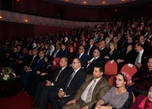 وزير الطيران المدني يستقبل الكاتب الصحفي محمود مسلم بدار الأوبرا
