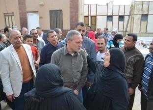 """محافظ الإسماعيلية: إقبال المواطنين على """"100 مليون صحة"""" فاق التوقعات"""