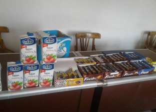 حبس صاحب محل حلويات 4 أيام لبيعه منتجات منتهية الصلاحية بالإسكندرية