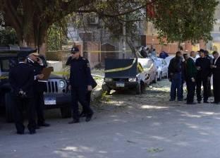 عاجل| استشهاد ضابط أثناء تفكيك عبوة ناسفة بجوار مسجد وكنيسة في عزبة الهجانة بمدينة نصر