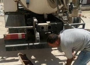 حي العامرية ثان بالإسكندرية يشن حملة لتطهير الشنايش والمطابق